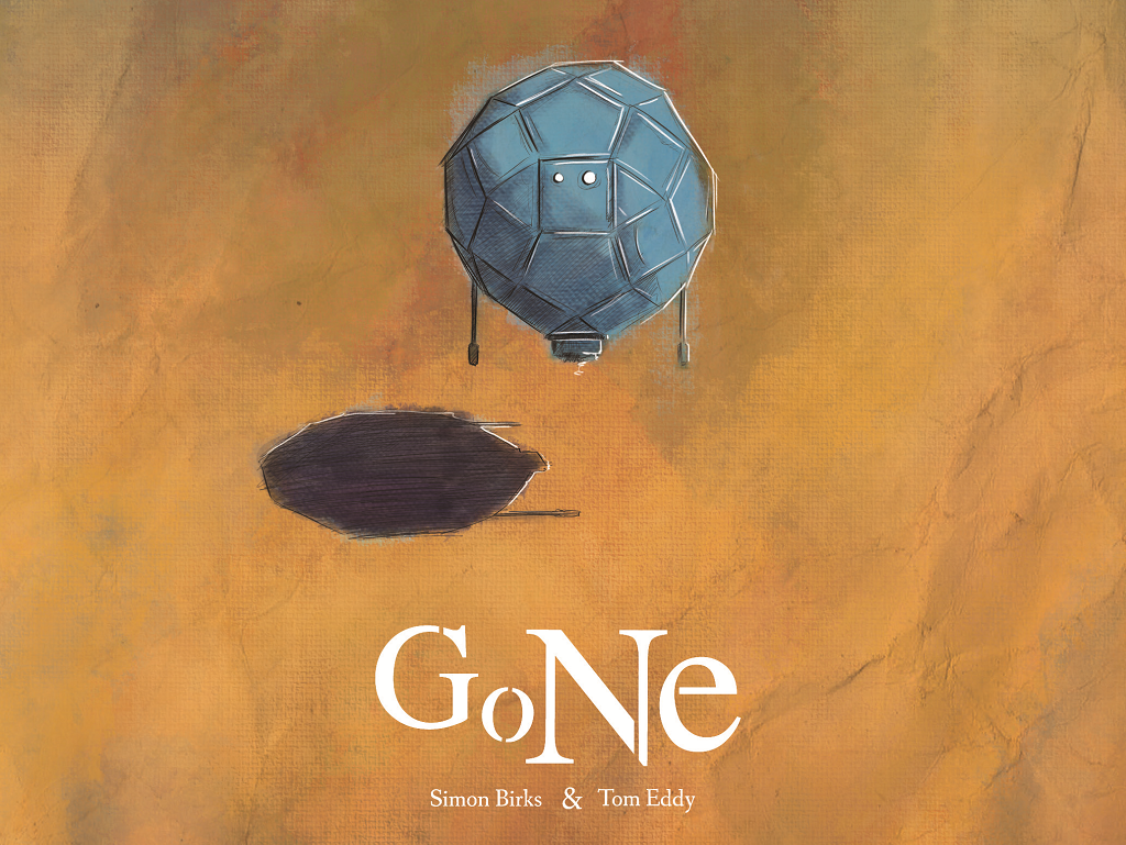 Gone Comic Book